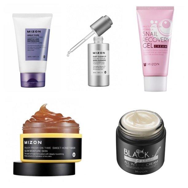 IT'S SKIN i Mizon - kultowe koreańskie kosmetyki w Twojej łazience