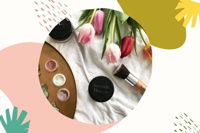jak utrwalić makijaż naturalnymi kosmetykami