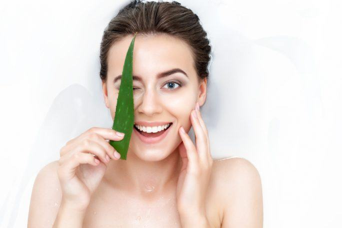 Aloes na twarz - jak stosować?