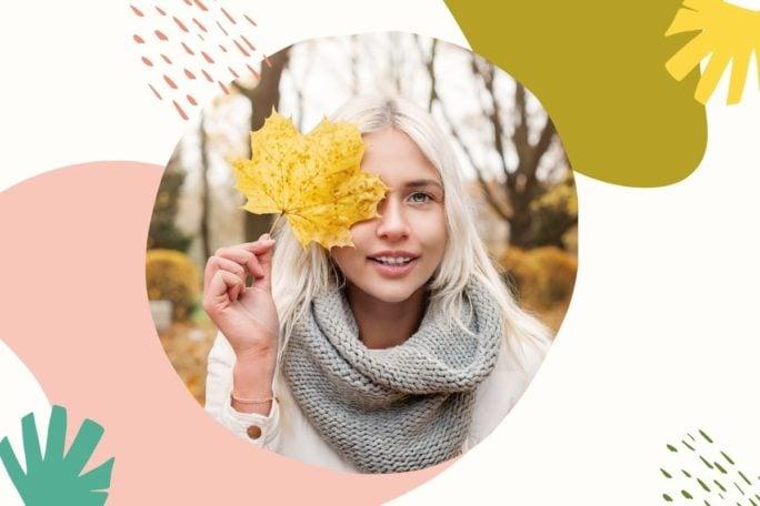 Balsam do ciała na jesień i zimę