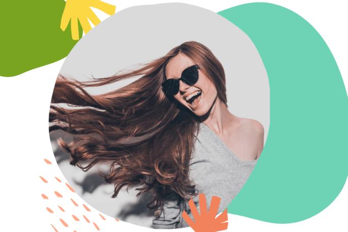 jak dbać o włosy średnioporowate