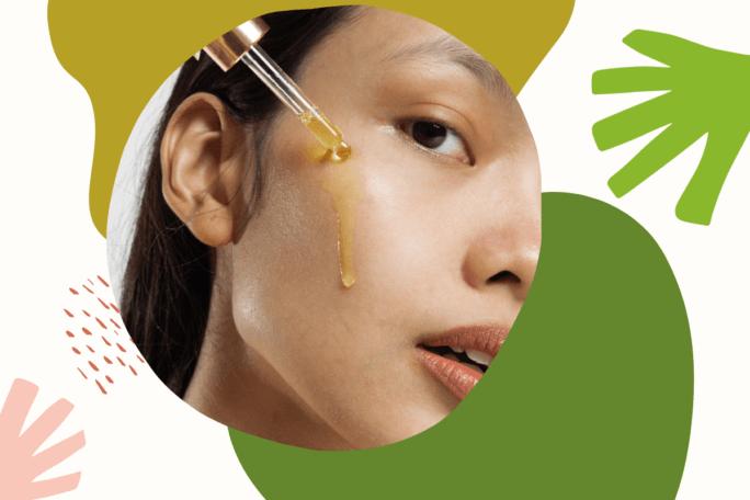 jak stosować olejki do twarzy