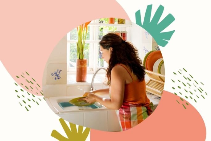 ekologiczne mycie naczyń