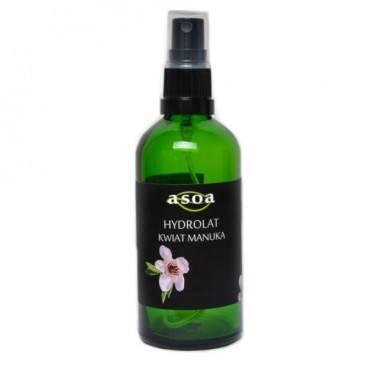 Hydrolat z kwiatu manuka