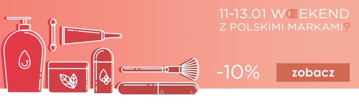 Weekend z polskimi markami w Triny.pl