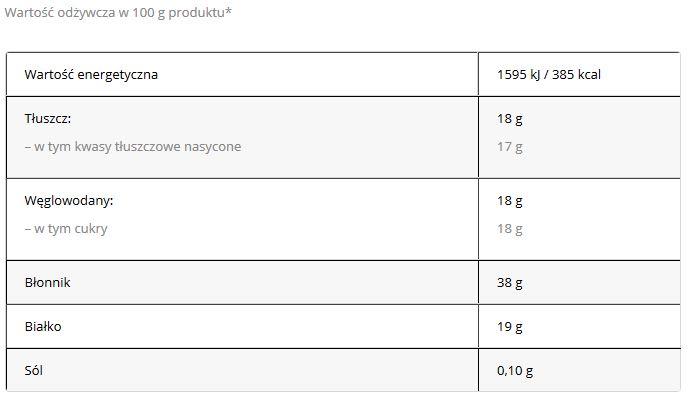 Intenson - BIO Mąka kokosowa