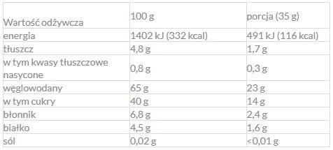 Dobra Kaloria - Baton owocowy - Jabłko & Cynamon