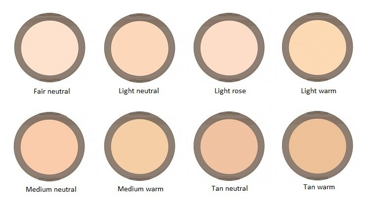 Neve Cosmetics - Flat Perfection