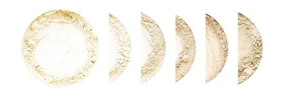 Paleta GOLDEN