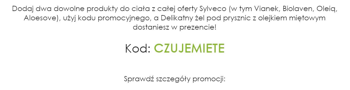 Miętowa promocja z Sylveco