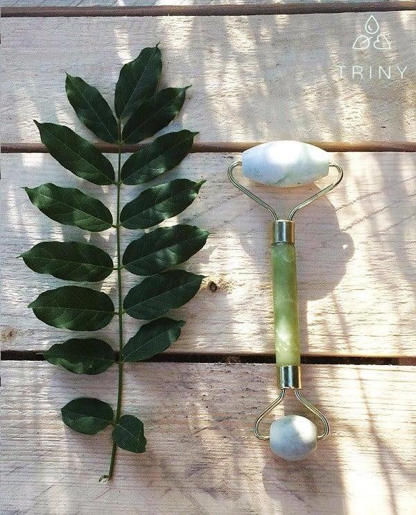 Masażer jadeitowy