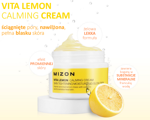 Vita Lemon Sparkling Cream