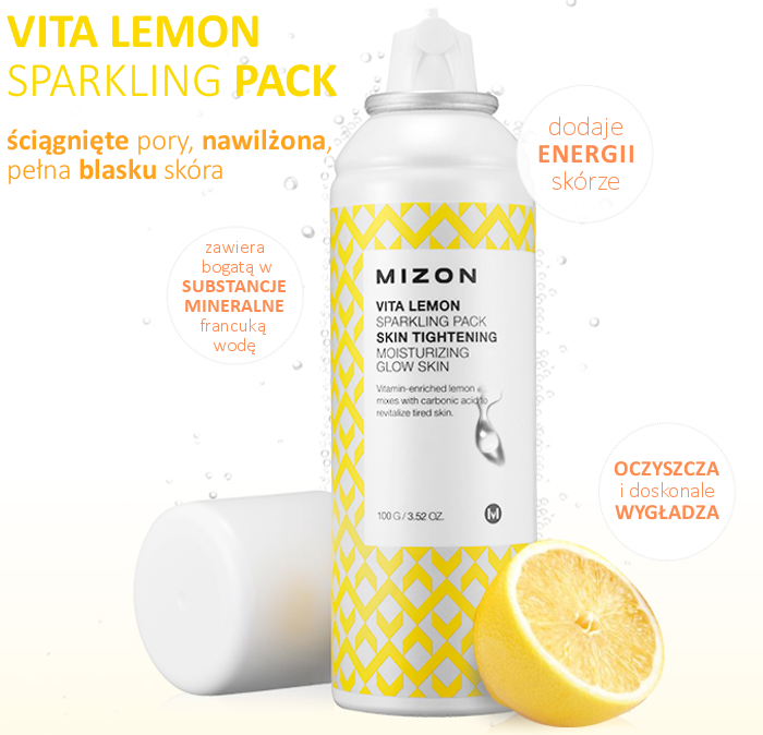 Vita Lemon Sparkling Pack