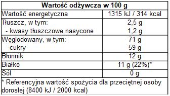 Morwa biała - owoce suszone