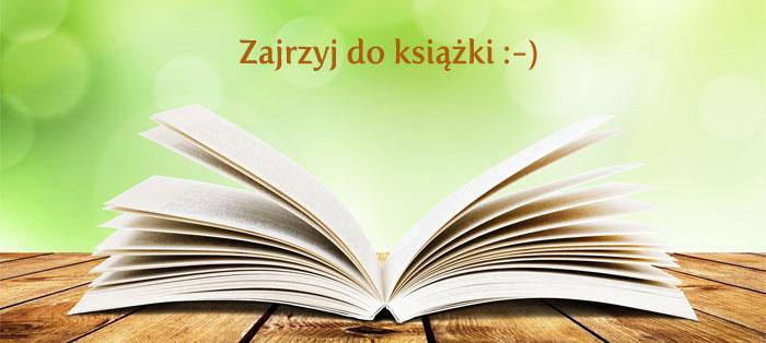 Zajrzyj do książki