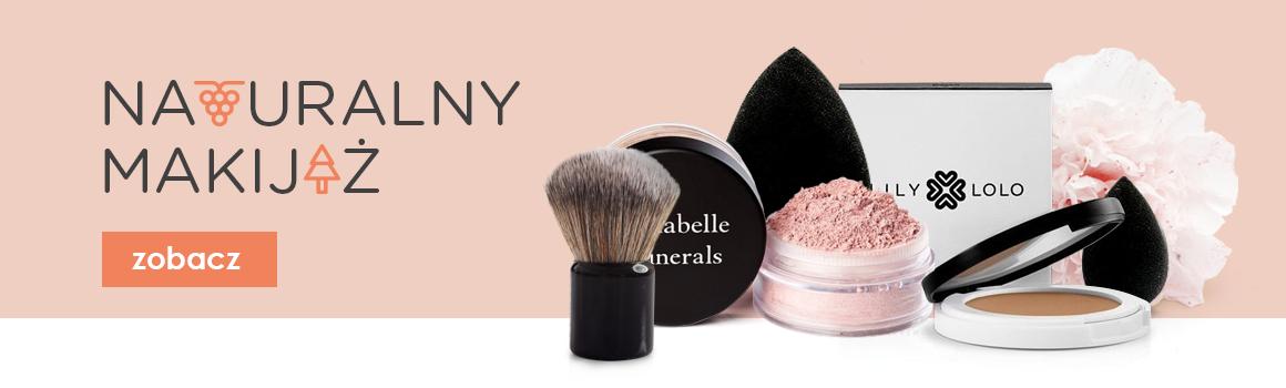 Kosmetyki do naturalnego makijażu